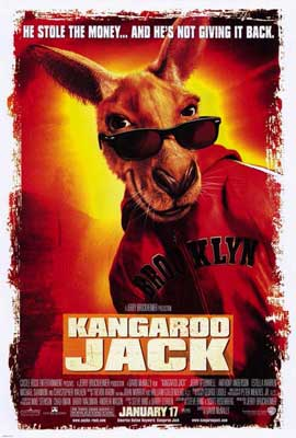 Kangaroo Jack - 27 x 40 Movie Poster - Style A