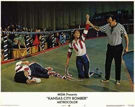 Kansas City Bomber - 11 x 14 Movie Poster - Style F