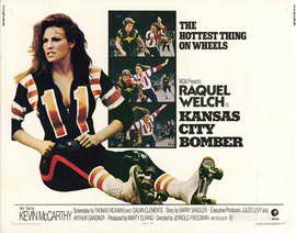 Kansas City Bomber - 22 x 28 Movie Poster - Half Sheet Style A
