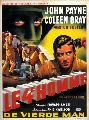 Kansas City Confidential - 27 x 40 Movie Poster - Belgian Style A