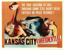 Kansas City Confidential - 11 x 14 Movie Poster - Style A
