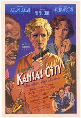 Kansas City - 11 x 17 Movie Poster - Style A