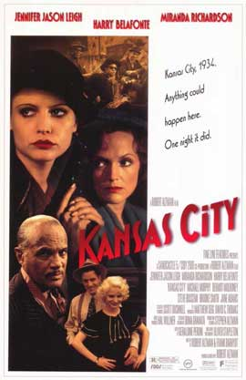 Kansas City - 11 x 17 Movie Poster - Style B