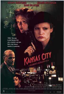Kansas City - 11 x 17 Movie Poster - Style C