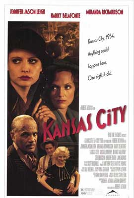 Kansas City - 27 x 40 Movie Poster - Style A