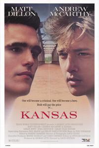 Kansas - 11 x 17 Movie Poster - Style A