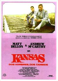 Kansas - 11 x 17 Movie Poster - Spanish Style A