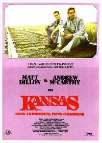 Kansas - 27 x 40 Movie Poster - Spanish Style A