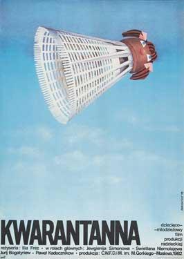 Karantin - 27 x 40 Movie Poster - Polish Style A