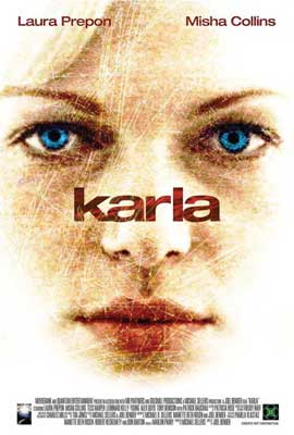 Karla - 11 x 17 Movie Poster - Style B