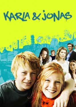Karla og Jonas - 11 x 17 Movie Poster - UK Style A