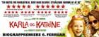 Karla og Katrine - 14 x 36 Movie Poster - Danish Style A