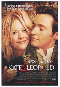 Kate & Leopold - 43 x 62 Movie Poster - Bus Shelter Style A