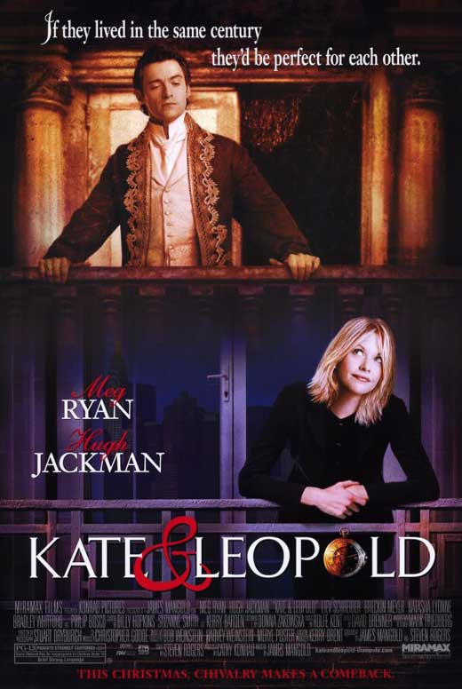 Kate Amp Leopold Movie Posters From Movie Poster Shop