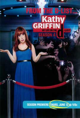 Kathy Griffin: My Life on the D-List - 11 x 17 TV Poster - Style A