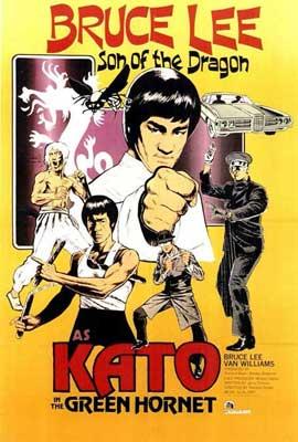 Kato - 11 x 17 Movie Poster - Style A