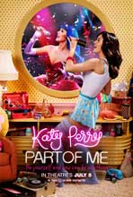 Katy Perry: Part of Me 3D - 11 x 17 Movie Poster - Style A