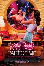 Katy Perry: Part of Me 3D - DS 1 Sheet Movie Poster - Style B