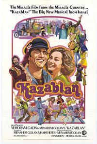 Kazablan - 27 x 40 Movie Poster - Style A