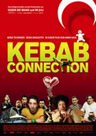 Kebab Connection - 11 x 17 Movie Poster - German Style A