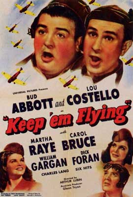 Keep 'Em Flying - 27 x 40 Movie Poster - Style A