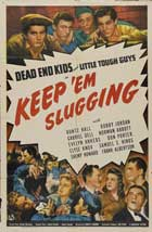 Keep 'em Slugging - 27 x 40 Movie Poster - Style A