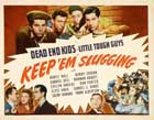 Keep 'em Slugging - 22 x 28 Movie Poster - Half Sheet Style A