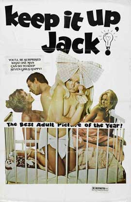 Keep it Up Jack - 27 x 40 Movie Poster - Style A