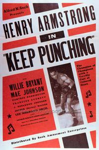 Keep Punching - 27 x 40 Movie Poster - Style A