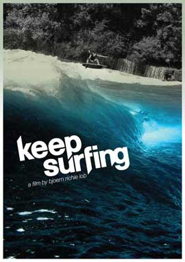 Keep Surfing - 11 x 17 Movie Poster - Style A