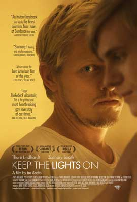 Keep the Lights On - 11 x 17 Movie Poster - Style A