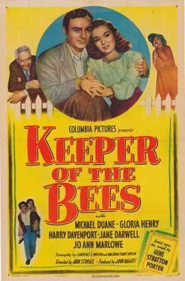Keeper of the Bees - 27 x 40 Movie Poster - Style A
