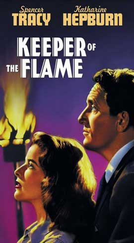 Keeper of the Flame - 11 x 17 Movie Poster - Style A