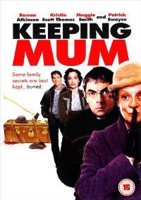 Keeping Mum - 27 x 40 Movie Poster - Style B