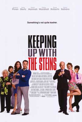 Keeping Up with the Steins - 27 x 40 Movie Poster - Style A