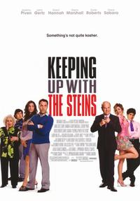 Keeping Up with the Steins - 43 x 62 Movie Poster - Bus Shelter Style A
