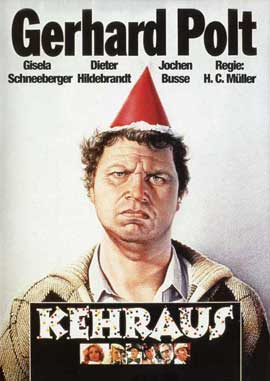 Kehraus - 11 x 17 Movie Poster - German Style A