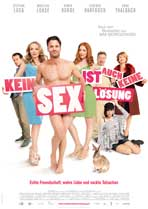 Kein Sex ist auch keine Losung - 11 x 17 Movie Poster - German Style B