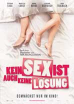 Kein Sex ist auch keine Losung - 27 x 40 Movie Poster - German Style B