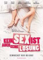 Kein Sex ist auch keine Losung - 27 x 40 Movie Poster - German Style B