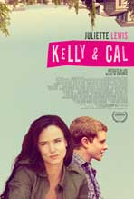 """Kelly & Cal"" Movie Poster"