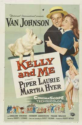 Kelly and Me - 11 x 17 Movie Poster - Style A