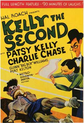 Kelly the Second - 11 x 17 Movie Poster - Style A