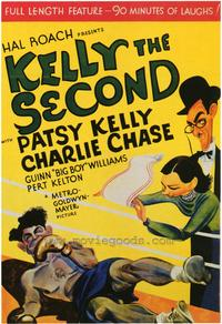 Kelly the Second - 43 x 62 Movie Poster - Bus Shelter Style A