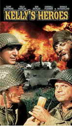 Kelly's Heroes - 11 x 17 Movie Poster - Style C