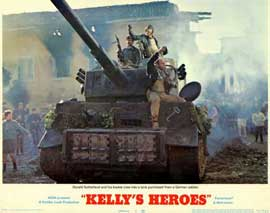Kelly's Heroes - 11 x 14 Movie Poster - Style A