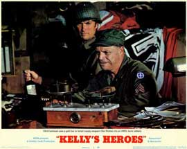 Kelly's Heroes - 11 x 14 Movie Poster - Style B