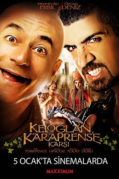 Keloglan vs. the Black Prince movie