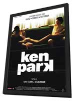 Ken Park - 11 x 17 Poster - Foreign - Style A - in Deluxe Wood Frame