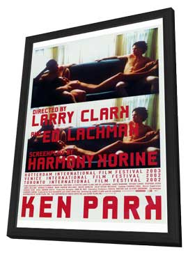 Ken Park - 27 x 40 Movie Poster - Japanese Style A - in Deluxe Wood Frame